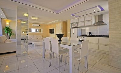 Photo for Modern 3 bedrooms apartment for 8 persons with 3 bathrooms in Copacabana!