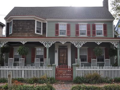 Photo for Victorian Charmer in the Heart of Cape May's Historic District