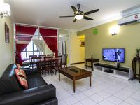 The property is nice, comfortable, specious with perfect facilities ,host is very friendly and