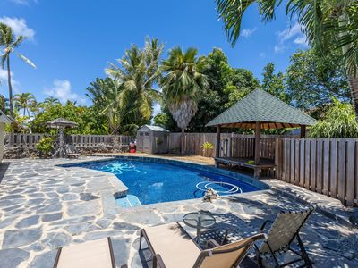 Photo for 2 Bedroom in Kailua, close to beaches and restaurants with private balcony