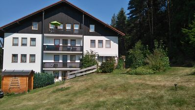 Photo for Quiet sunny apartment in bayarischen Fichtelgebirge
