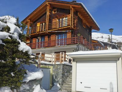 Photo for Apartment Fury in Verbier - 3 persons, 2 bedrooms