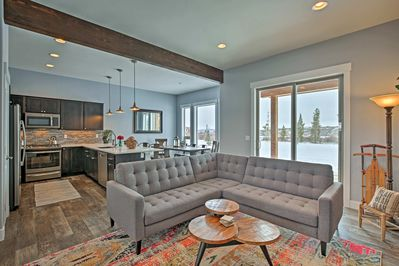 Begin at epic Fraser retreat at this 4-bedroom, 3.5-bathroom vacation rental house!