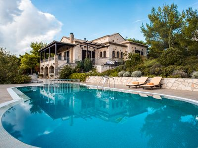 Photo for Traditional Mediterranean Stone Built Villa with Private Pool!!!