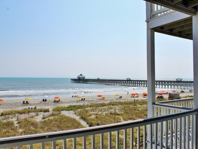Sea 2, Amazing Views Inside and Out. Ocean Front Luxury