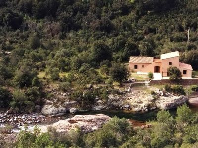 Photo for Home in south Calvi exceptional location in the middle of nature on torrent edge