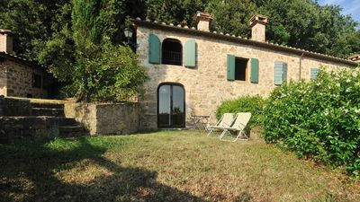 Photo for HOLIDAYS IN AN OLD FARM OF TUSCANY - THE BASILOCCO