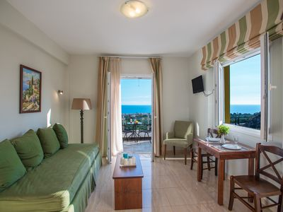 Photo for Family Suite with Sea View, Preveza