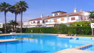 Photo for 2 Bed Family Apt with Amazing Swimming Pool and Gardens. Riomar.Mil Palmeras