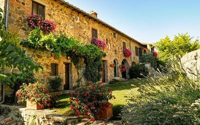 Photo for Two Villas for big Groups in Tuscany
