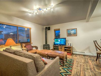 Photo for Fantastic Summer Rates - Beautiful Condo In The Heart Of Downtown Steamboat!