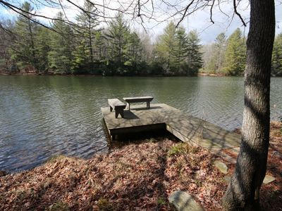 Photo for In Sherwood Forest, Private Dock to Lake Betty-Kay!