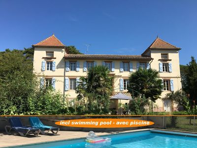 Photo for Family suite with pool between Toulouse & Albi