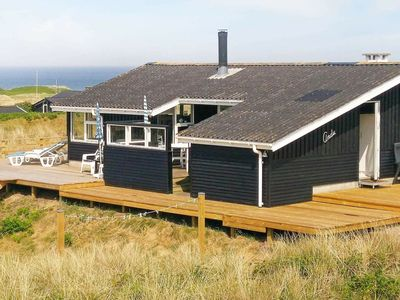 Photo for Luxurious 3 Person Holiday Home in Lokken with Terrace