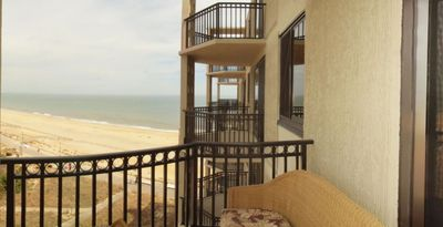 Photo for #702 Ocean Front Condo, 1 Bedroom, 1 Bath Studio, One Virginia Avenue, Rehoboth Beach DE