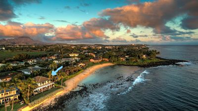 Photo for Hale Nalu - Premier Beachfront Home with Spa!