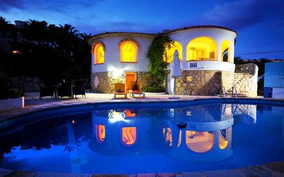 Photo for PLAZA ANTONIO - Traditional holiday villa near the beaches of Benissa