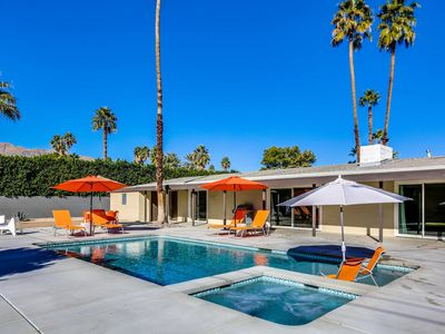 Photo for New pool, Beautiful views, great central Palm Springs location!