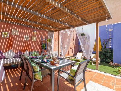 Photo for Fonoll Mari - Beautiful house two minutes from the beach in S'Illot, Manacor