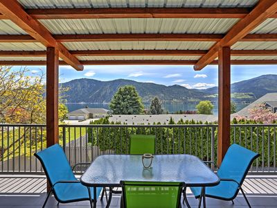 Photo for Manson Home on Lake Chelan w/Access to Heated Pool