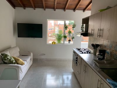 Photo for Apartment in the center of Medellin well located - Home ARIS 401