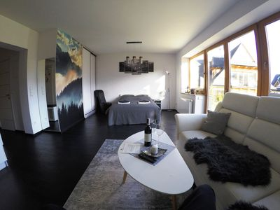 Photo for Apartament Szpilka offers stunning view to Tatra Mountains