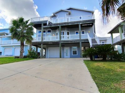 Photo for Somewhere in the Sun. 3 story,  4 bed 3 bath Ocean & Pool views !  2 Masters !