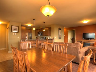 Photo for Ski to the door in this gorgeous top floor townhome