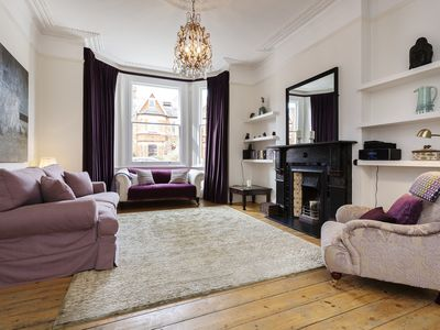 Photo for UP TO 20% OFF - Traditional 5 bed family home located in trendy Clapham (Veeve)