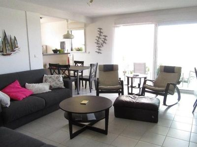 Photo for Apartment Saint-Hilaire-de-Riez, 2 bedrooms, 4 persons