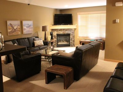 Photo for Purcell Peaks, New Townhouse, 3 Bedrooms, Sleeps 8 - 6 Beds
