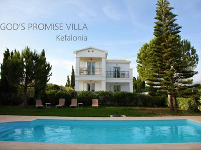 Photo for Holiday house Argostolion for 1 - 4 persons with 2 bedrooms - Holiday house