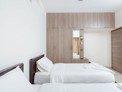 Photo for Twin Bedroom with Breakfast