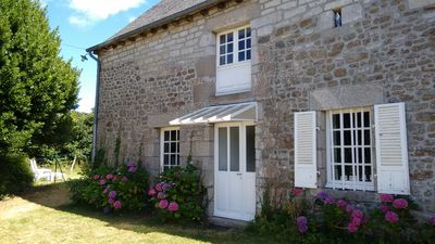 Photo for 2BR Cottage Vacation Rental in Plouasne, Bretagne