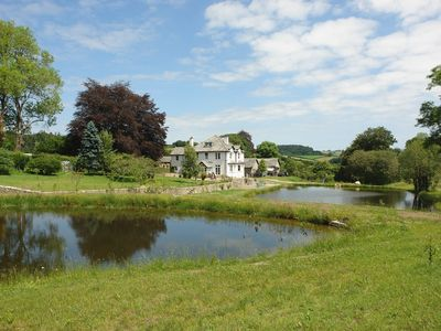 Photo for BEECHLANDS, pet friendly, with open fire in Chagford, Ref 975824
