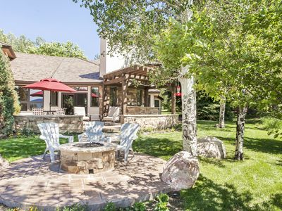 Photo for 3BR Luxury Beaver Creek Home w/ Patio & Outdoor Hot Tub, Close to Ski Lift