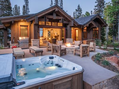 Photo for Retreat at the Colony | Hot Tub & Fire Pit | Ski-in/Ski-out | Concierge Service