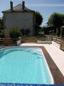 Photo for House with private pool in the Perigord Vert