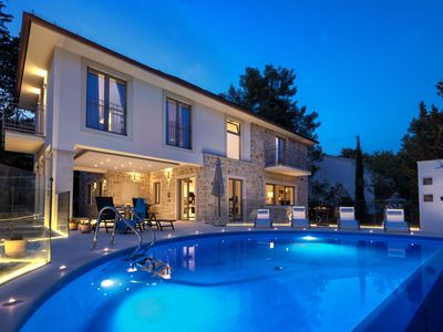 Photo for Luxury Villa Hvar Enigma with Pool