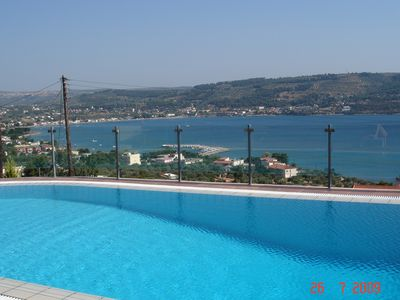 Photo for Apartments with comfort and amazing sea view