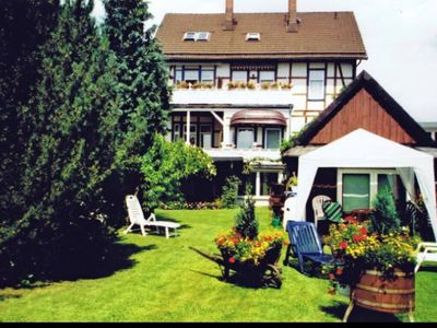 Photo for The apartment Radau is located in the heart of the spa town of Bad Harzburg