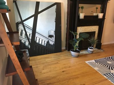 Photo for Bedstuy Fly! 2 Bedroom Garden Apartment