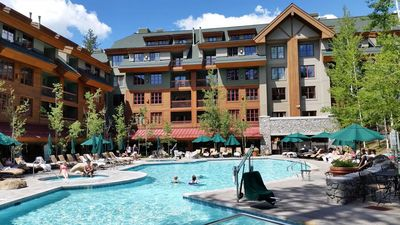Photo for Marriott Grand Residence #4256 - Gondola view - South Lake Tahoe