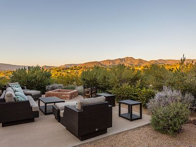 Photo for Tranquil Desert Getaway in Carefree 55+ Community w/ Heated Pool, Tennis & Bocce Ball
