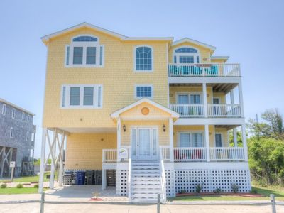 Photo for Nags Head - Semi-Oceanfront - Check-In: Sat