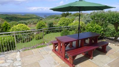 Photo for Stunning Sea Views from Tintagel House