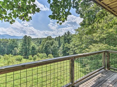 Photo for NEW! Updated Asheville Area Home on 18-Acre Farm!