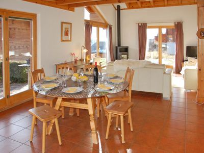 Photo for Vacation home Chalet Venus in Villars - 8 persons, 5 bedrooms