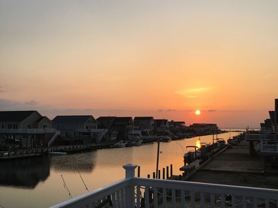 Photo for Waterfront Remodeled Home - Ferry to Beach Haven - Close to LBI or AC