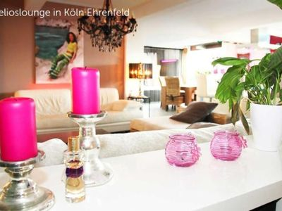 Photo for Vacation home Köln for 2 - 8 persons with 2 bedrooms - Historical building